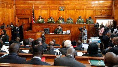 Photo of Kenya High Court Suspends Parts of New Terror Law