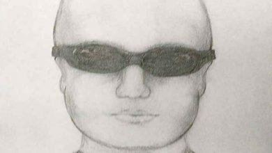 Photo of FBI Releases Sketch of Man Seen at Blast Near NAACP Office