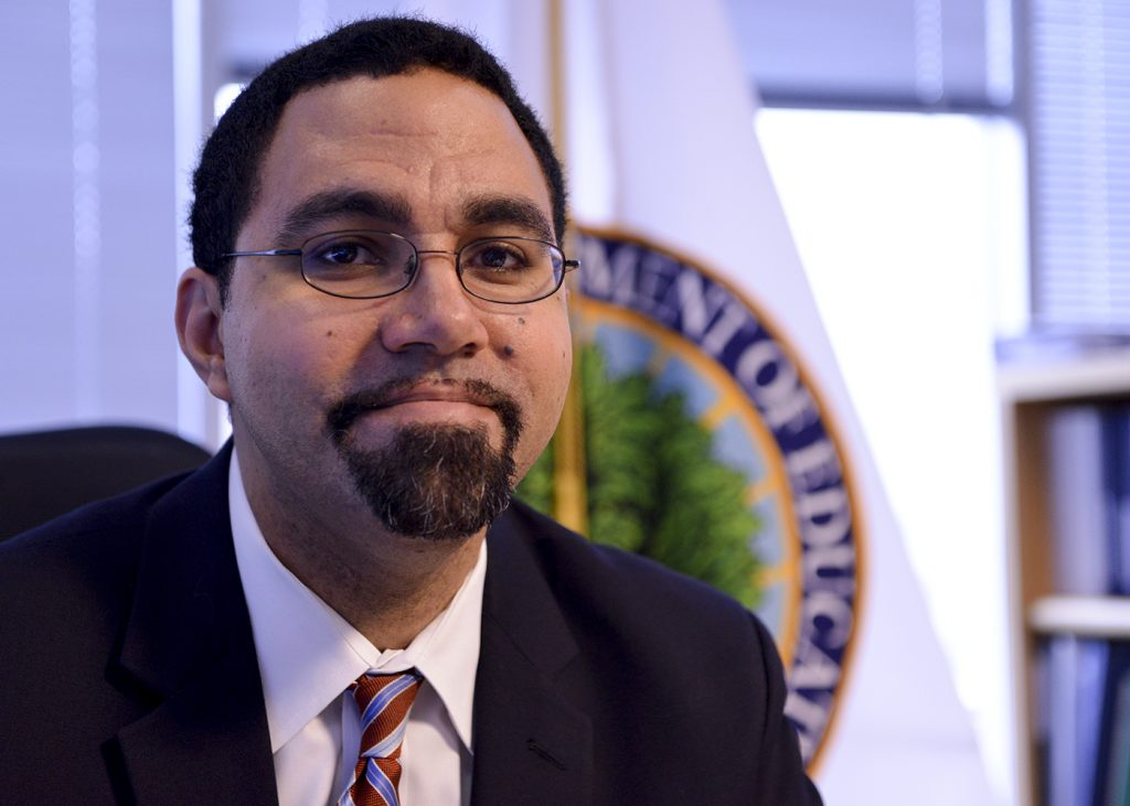 John King Jr., the new deputy secretary for the Department of Education, wants to reform the No Child Left Behind Act. (Freddie Allen/NNPA)