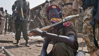 Photo of UN: South Sudan Militia Frees First Group of Child Soldiers