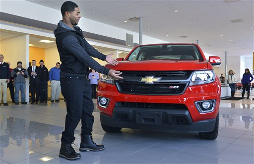 Photo of Super Bowl Hero (but Not MVP) Malcolm Butler Gets New Truck