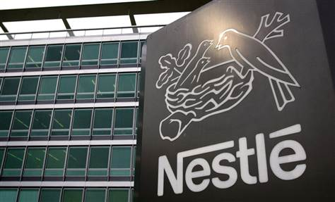 Nestle headquarters in Vevey, Switzerland (Fabrice Coffrini/AP Photo)