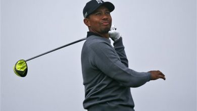 Photo of Tiger Woods at a Crucial Juncture in Season