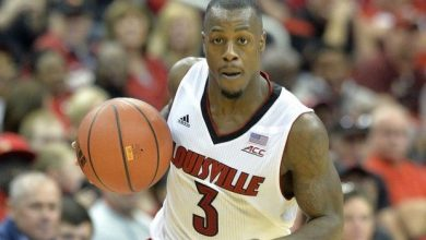 Photo of Report: Louisville Guard Chris Jones Charged