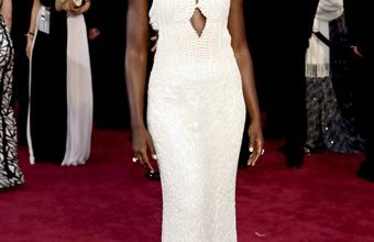 Photo of $150K Dress Worn by Lupita Nyong'o at Oscars Reported Stolen