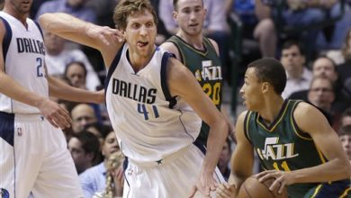 Photo of Nowitzki In for West All-Stars; Harden, Thompson to Start
