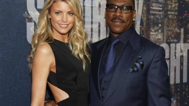Photo of Eddie Murphy Refused to Play Cosby in This 'SNL 40' Sketch