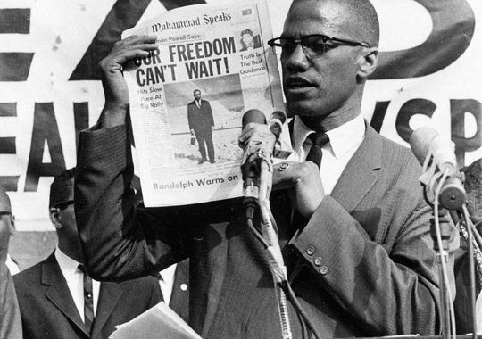 Photo of Malcolm X Documentary Premieres at African-American Museum