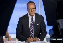 Photo of NBC Stays in Lead with Lester Holt