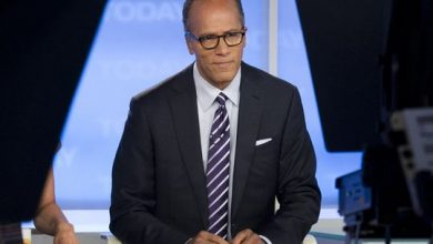 Photo of Holt Maintains NBC's Lead in News Ratings