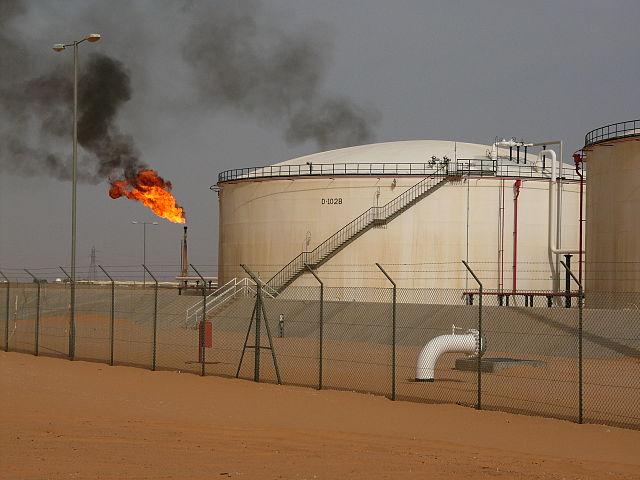 El Saharara oil field in Libya (Javier Blas/Creative Commons license)