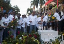 Photo of Thousands Attend Funeral in Haiti for 17 Carnival Victims