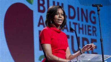 Photo of First Lady: US Experiencing Food 'Culture Change'