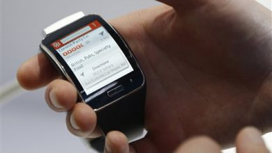 Photo of Samsung Takes a Time-Out on Smartwatches as Apple Watch Launch Nears