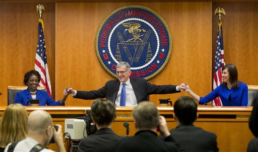 Photo of Regulators Approve Tougher Rules for Internet Providers