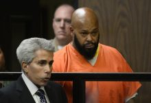 Photo of Widow of Man Run Over by Suge Knight Sues for Wrongful Death