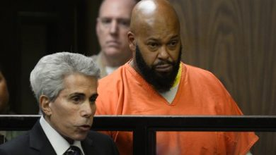 Photo of Man Run Over by Suge Knight Says He Punched ex-Rap Mogul