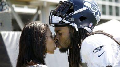 Photo of Seahawks' Sherman, Girlfriend Welcome Baby Boy