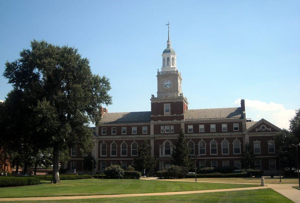 Howard University (Josh/Creative Commons BY 2.0)