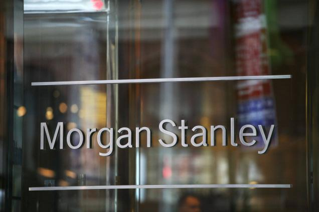 Morgan Stanley headquarters in New York (AP Photo)