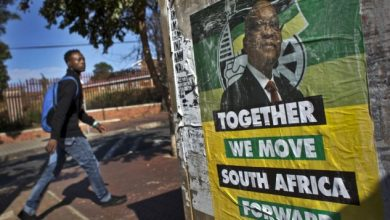 Photo of South Africa's ANC Talks Left on Land as Unrest Flares