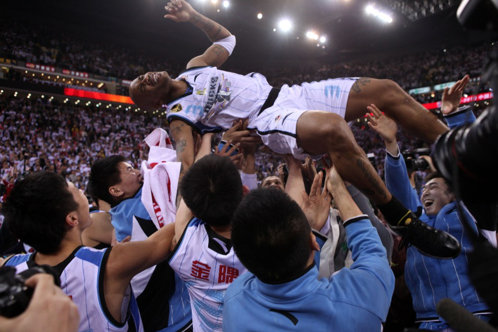 Photo of Stephon Marbury is Now a Settled Superstar in China
