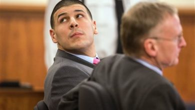 Photo of Judge Removes Juror from Aaron Hernandez Murder Trial
