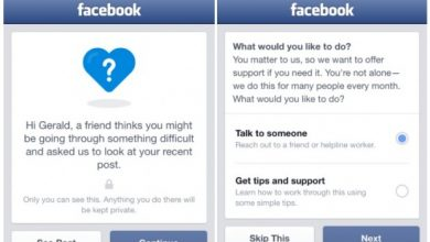 Photo of Facebook Reveals New Feature That Could Help Prevent Suicides