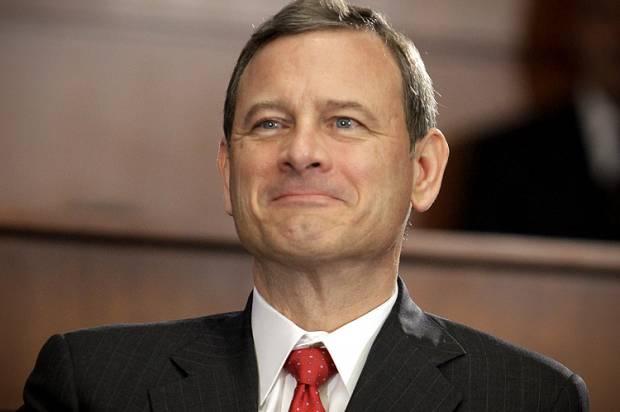 Supreme Court Chief Justice John Roberts (AP/Michael Conroy)