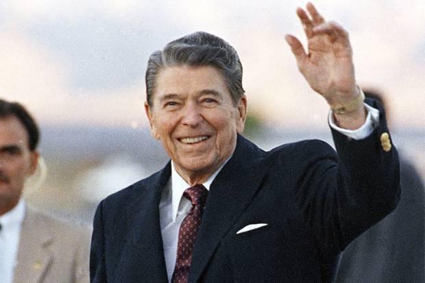 Photo of WILLIAMS: Ronald Reagan's Secret Past