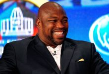 Photo of Warren Sapp Arrested on Suspicion of Soliciting Prostitute, Assault