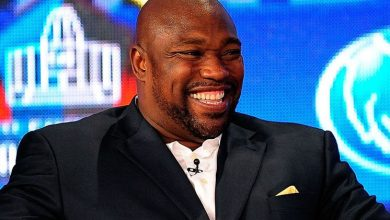 Photo of Solicitation Charge Against Warren Sapp Dismissed in Phoenix