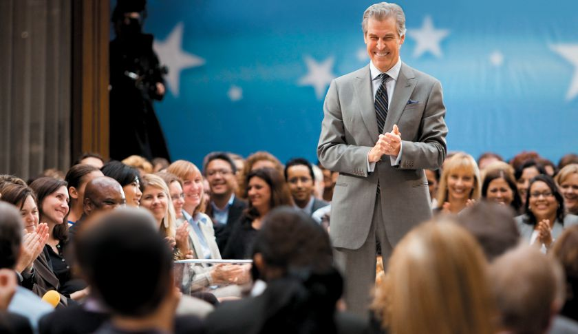 During Terry Lundgren's tenure at Macy's four female directors have been appointed to his board. (Courtesy of Macy's)