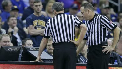 Photo of Refs Cheer New High-Def Replay System for NCAA Tournaments