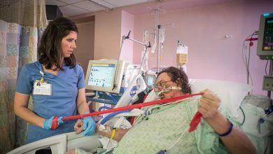 Photo of Exercising Critically Ill Patients May Help Speed Recovery