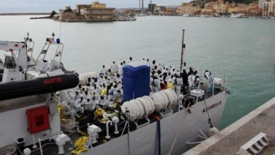 Photo of Italy Rescues More Than 1,000 Migrants at Sea; 10 Perish