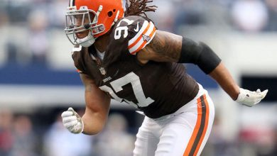 Photo of Report: Patriots Sign Pass Rusher Jabaal Sheard, WR Brandon Gibson & Others