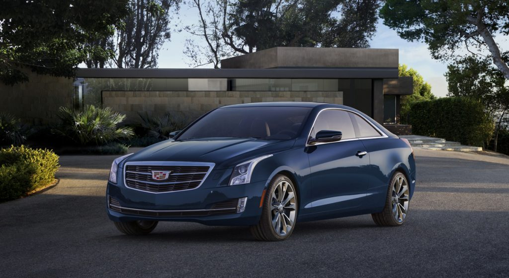 The 2015 Cadillac ATS coupe will go on sale in the summer of 2014. The first compact luxury coupe offered by Cadillac and based on the award-winning ATS sedan's architecture, the ATS Coupe offers drivers the choice of rear-wheel drive or all-wheel drive, and a 2.0L turbocharged four-cylinder or a 3.6L six-cylinder engine.
