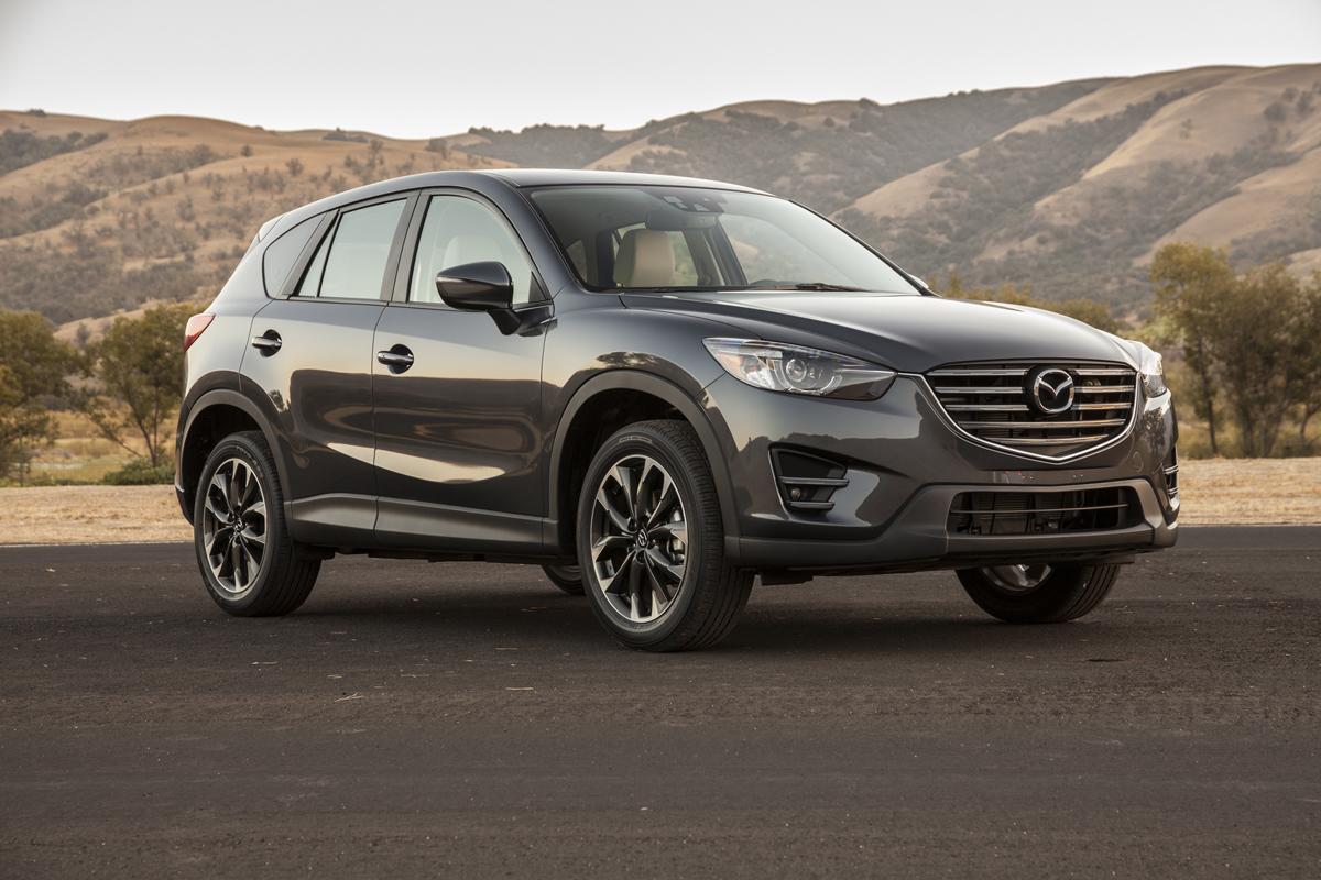 Photo of Car Review: 2015 Mazda CX-5