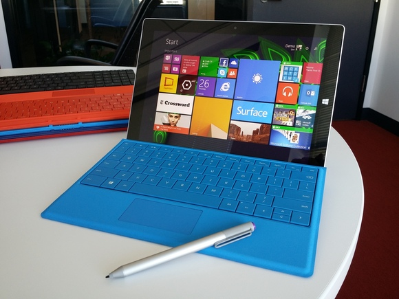 Photo of Microsoft Surface 3 Promises Great Battery Life, Costs Just $499 and Runs Windows 8.1