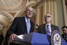 Photo of Pugnacious Reid Retiring, Wants Schumer as Senate Dem Leader