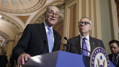 Photo of Pugnacious Reid Retiring, Wants Schumer as Senate Dem Leader