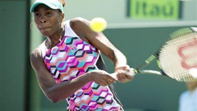 Photo of Venus Williams Beats Wozniacki to Reach Miami Open Quarters