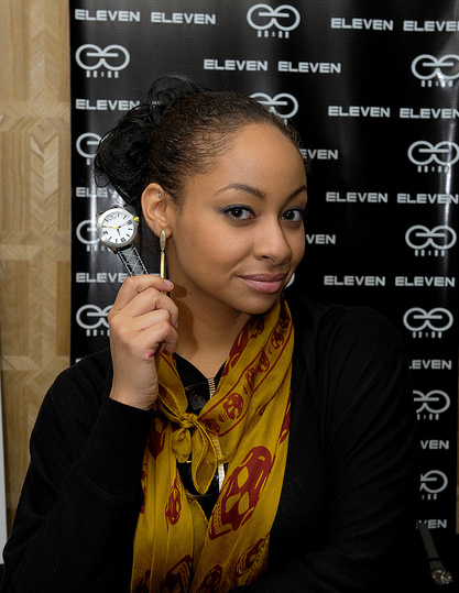 Raven-Symoné (Hollywood Branded/CC BY 2.0)