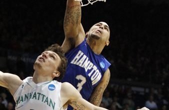 Photo of Hampton Goes Wire-to-Wire, Ole Miss Comes Back to Beat BYU