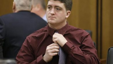 Photo of Ohio Officer Charged in 137-Round Shooting Wants Bench Trial