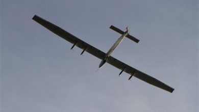 Photo of Solar-Powered Plane Lands in Myanmar on Latest Leg