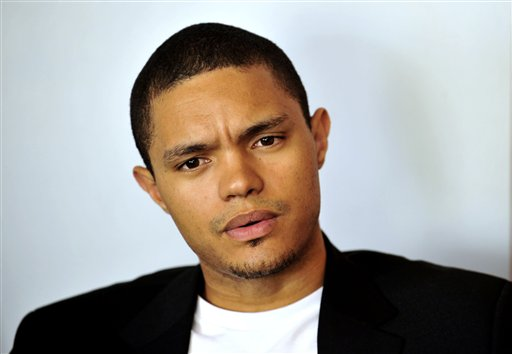 "In this photo taken Oct. 27 2009 South African comedian Trevor Noah is photographed during an interview. Trevor Noah, a 31-year-old comedian from South Africa who has contributed to ""The Daily Show"" a handful of times during the past year, will become Jon Stewart's replacement as host, Comedy Central announced Monday March 30, 2015. Noah was chosen a little more than a month after Stewart unexpectedly announced he was leaving ""The Daily Show"" following 16 years as the show's principal voice. (AP Photo/Bongiwe Mchunu-The Star)"