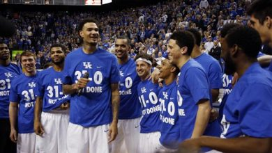 Photo of Obama Predicts Kentucky to Take Home the NCAA Tournament Title
