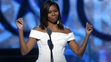 Photo of Michelle Obama Declares, 'Black Girls Rock!'